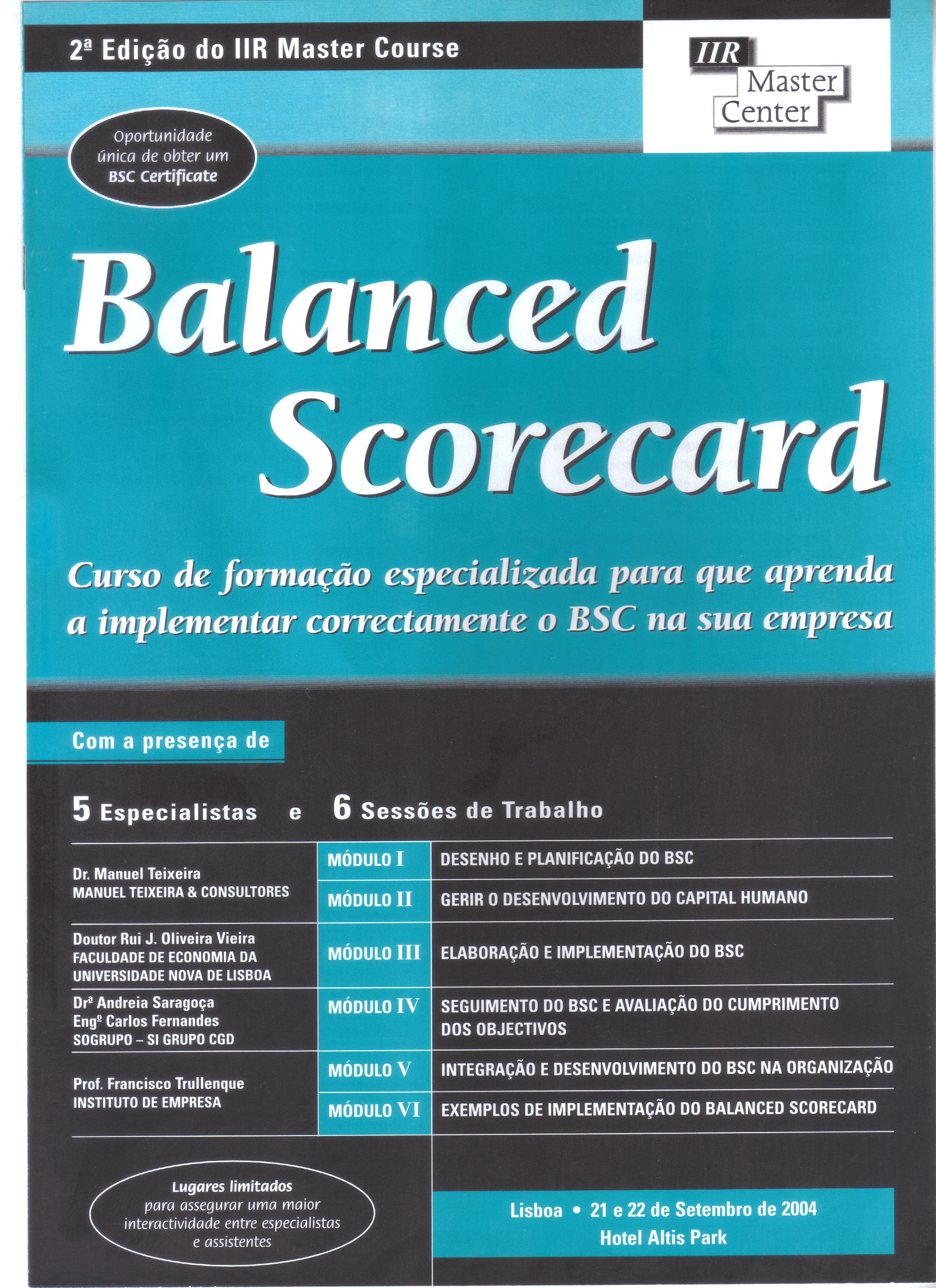 bsc-master-course